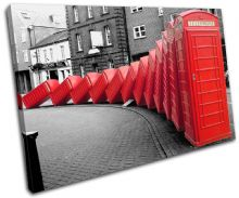London Phoneboxes Landmarks - 13-1800(00B)-SG32-LO